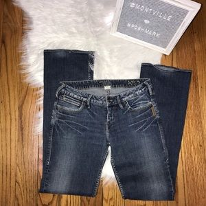 Silver Jeans Kyle Size 28